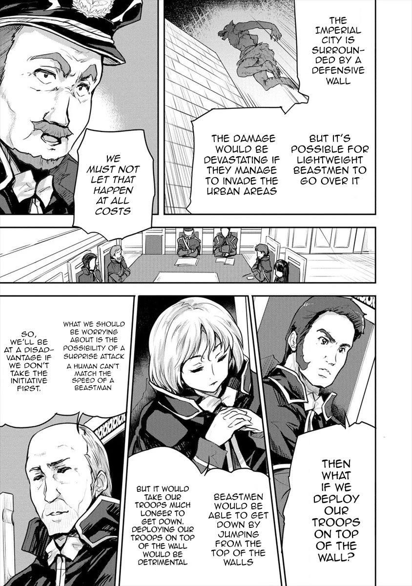 Gekokujyo Program By A Child Prodigy Sefiria Chapter 15 page 3 - Mangakakalots.com