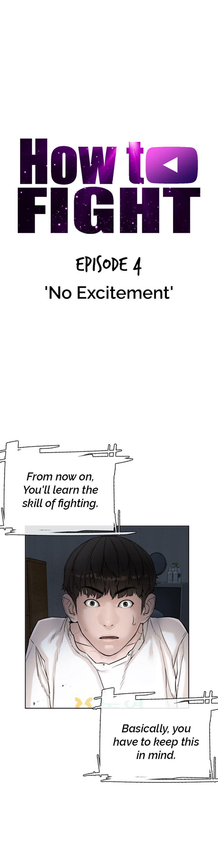 How To Fight Chapter 4: No Excitement page 6 - Mangakakalots.com