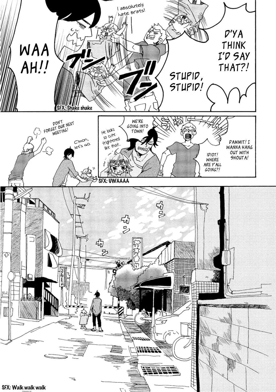 Udon No Kuni No Kin'iro Kemari Vol.1 Chapter 3: Kotoden page 16 - Mangakakalots.com