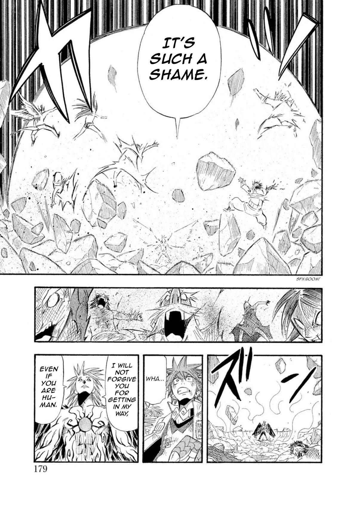 Buster Keel! Chapter 43: Shadowy Soloist (Part 1) page 39 - Mangakakalots.com