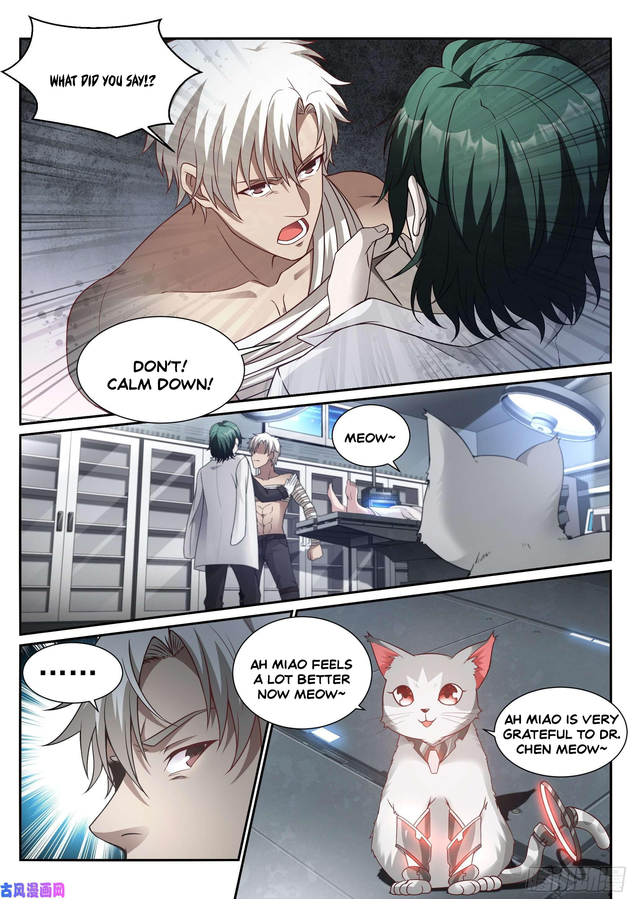 Eclipse Walker Chapter 11 page 9 - Mangakakalots.com