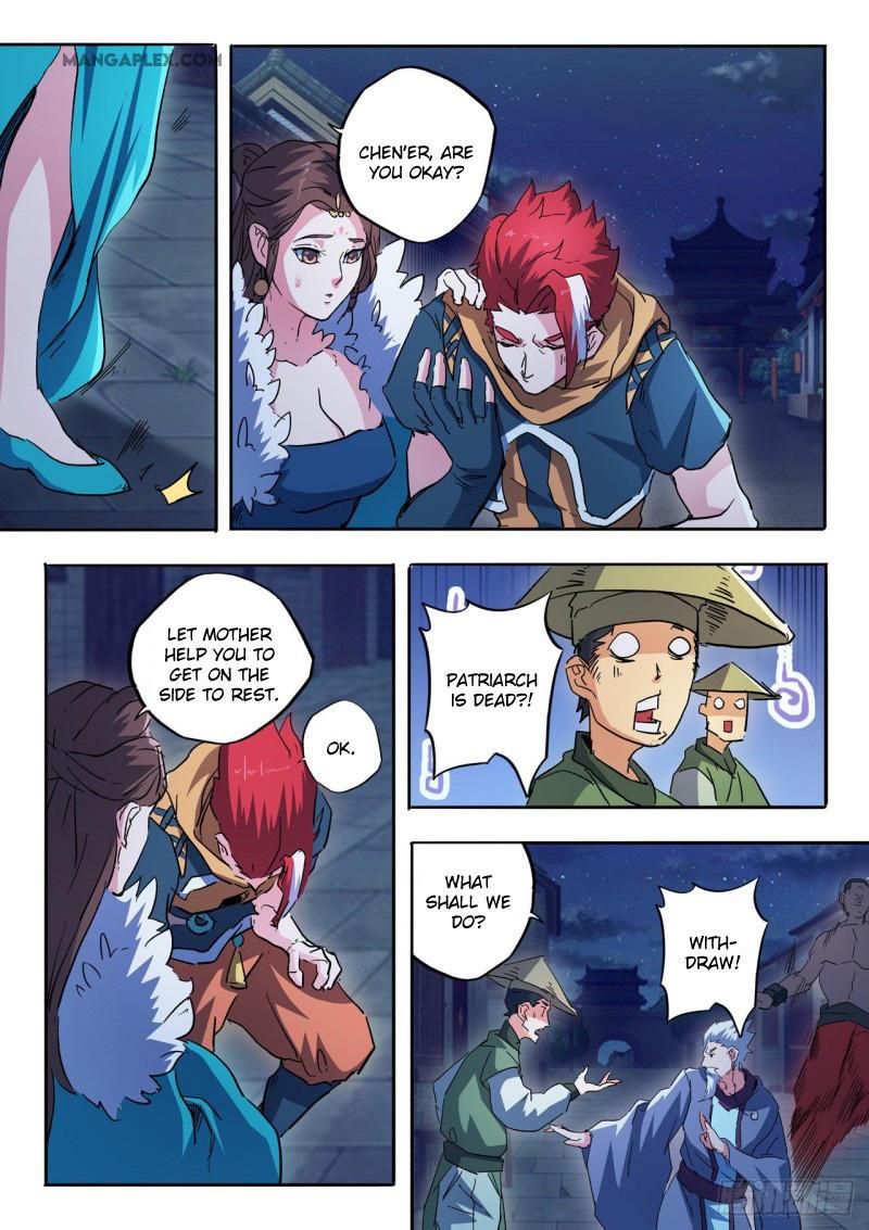 Martial Master Chapter 459 page 3 - Mangakakalots.com