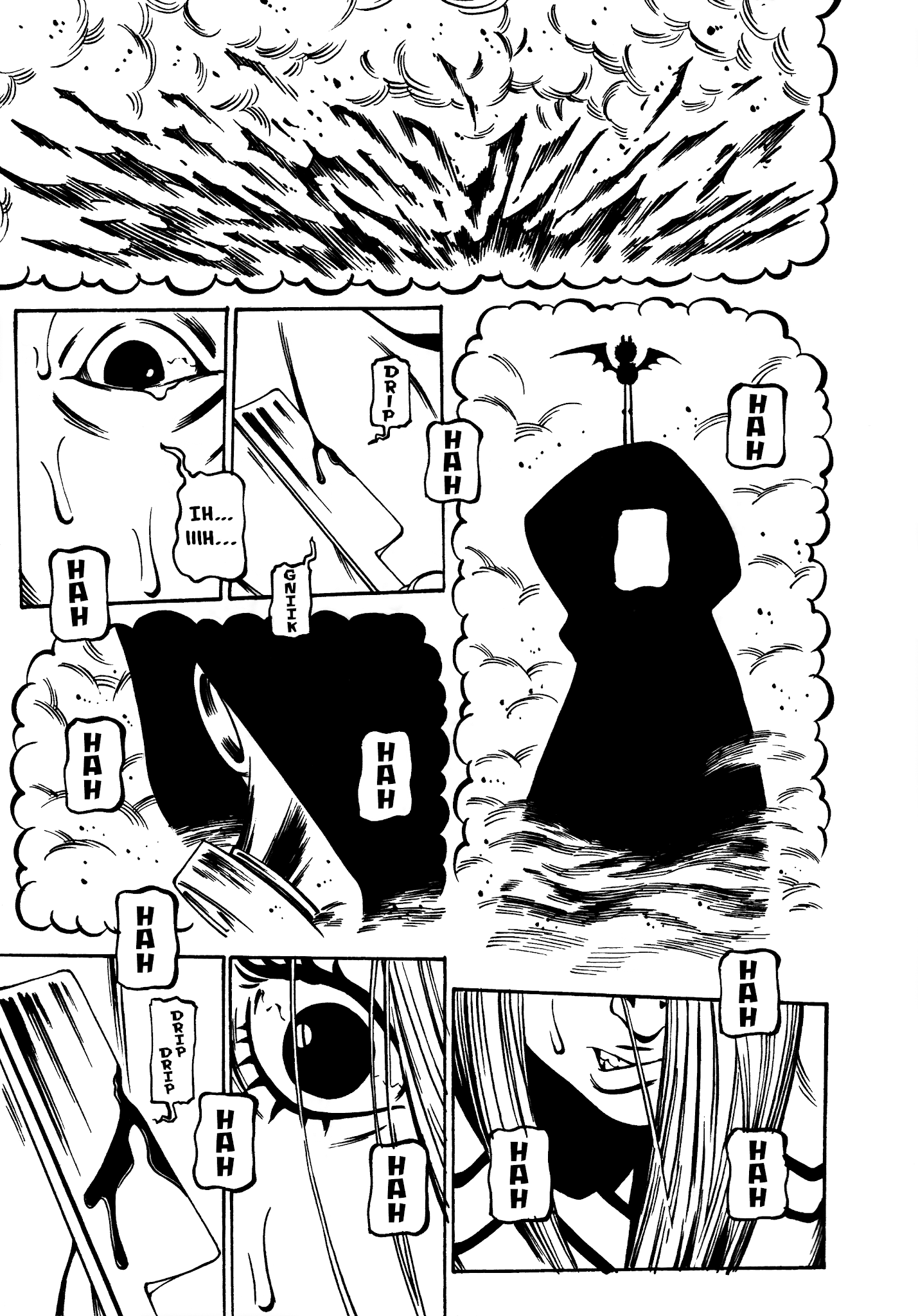 Deathco Chapter 10: Dead-Queen-Bee page 17 - Mangakakalots.com