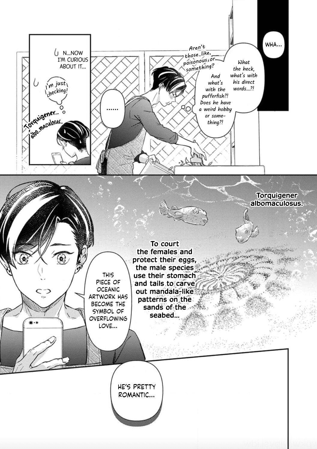 Shojo Kon ~Kohinata Fuufu Wa Shite Mitai~ Chapter 6 page 18 - Mangakakalots.com