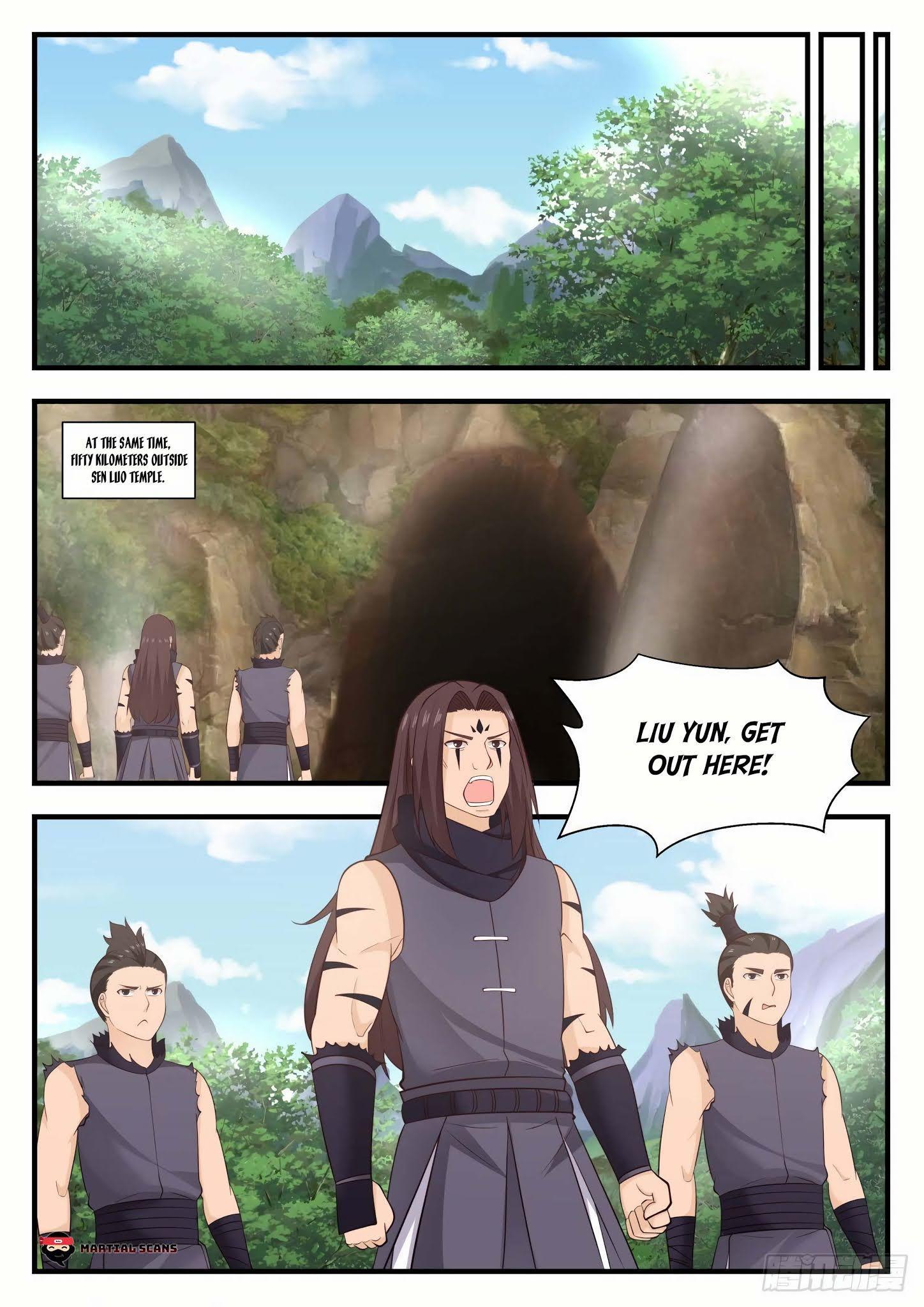 Martial Peak Chapter 583 - Abandoned Earth page 3 - Mangakakalots.com
