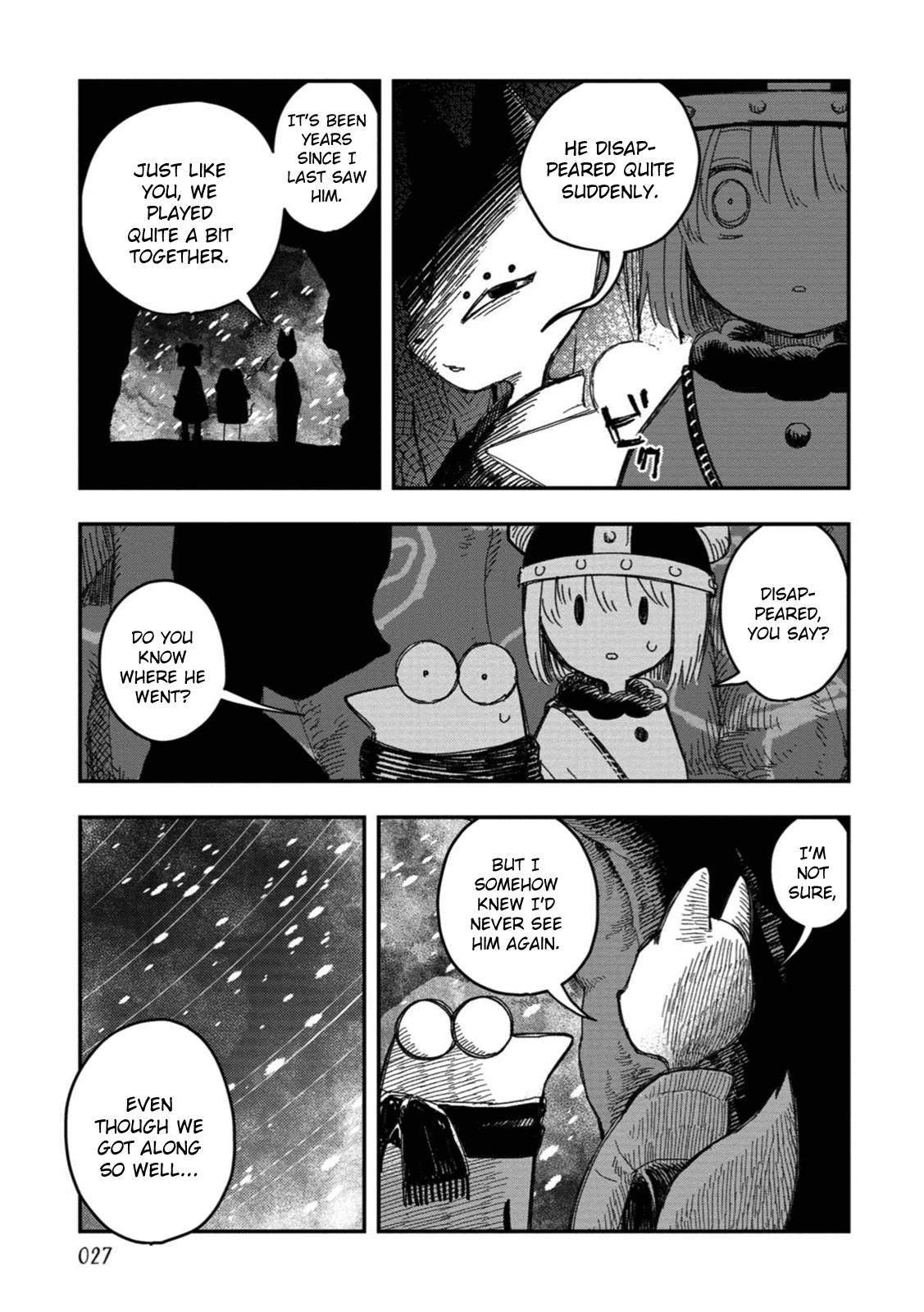 Rojica To Rakkasei Chapter 19: The Mystery Of The Snowy Mountain page 11 - Mangakakalots.com