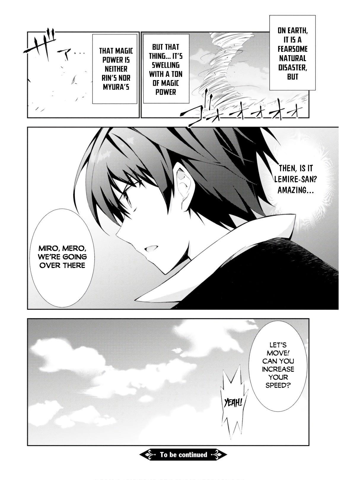 Isekai Cheat Magician Chapter 25 page 20 - Mangakakalots.com
