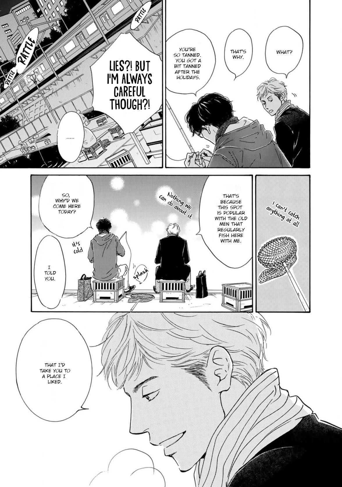 Anti-Romance Chapter 5 page 5 - Mangakakalots.com