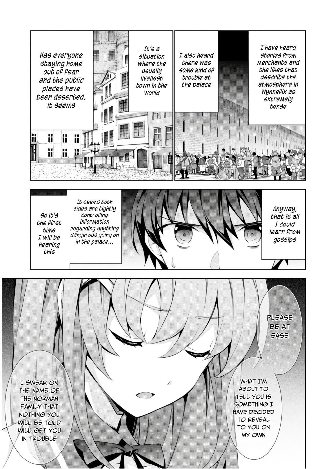 Isekai Cheat Magician Chapter 30 page 22 - Mangakakalots.com