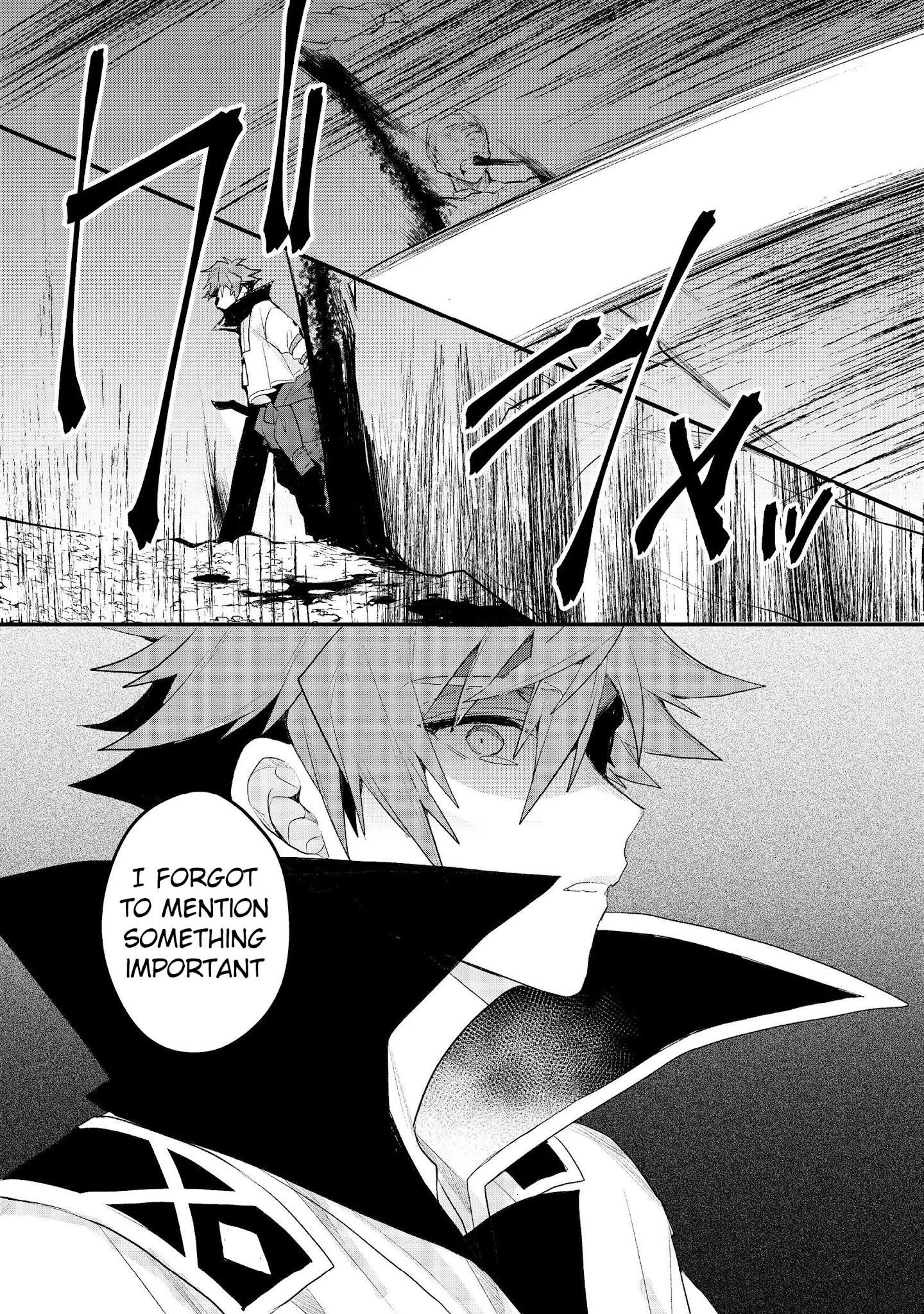The Former Hero Was Called As A Failure And Expelled From His Home, Decided To Live On His Own Chapter 13.1 page 10 - Mangakakalots.com
