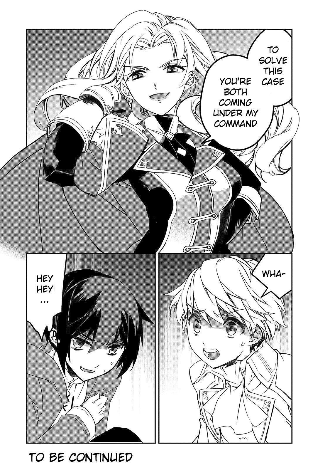 Isekai Mahou Wa Okureteru! (Novel) Chapter 34 page 28 - Mangakakalots.com