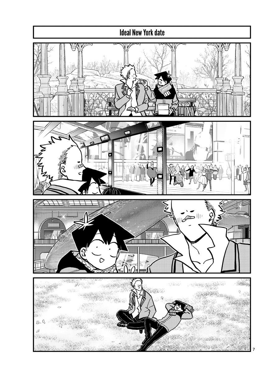 Komi-San Wa Komyushou Desu Chapter 292: Everyone's Field Trip page 7 - Mangakakalot
