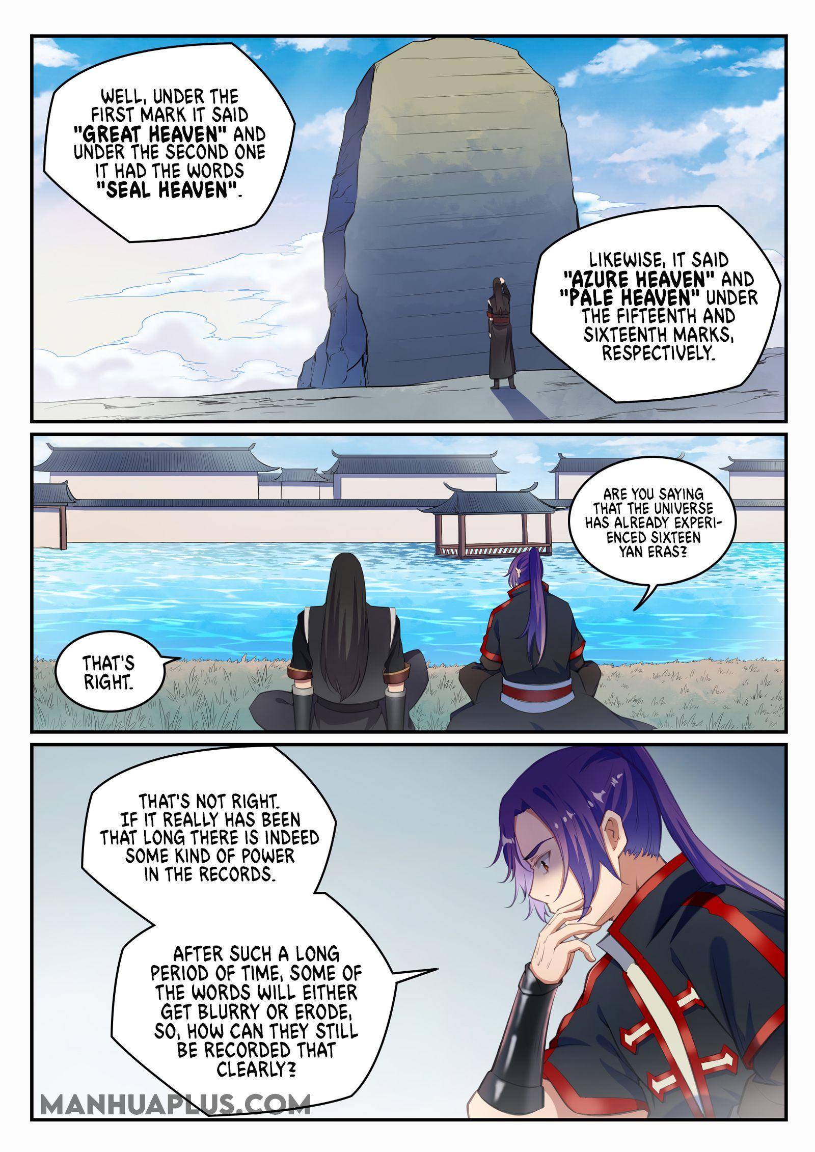 Apotheosis Chapter 701 page 7 - Mangakakalots.com