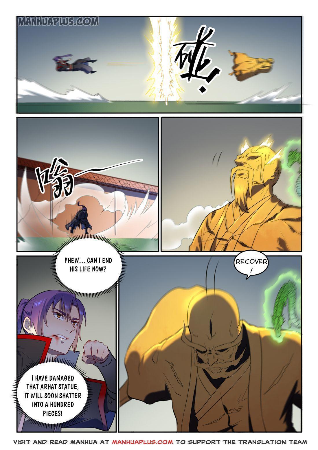 Apotheosis Chapter 590 page 14 - Mangakakalots.com