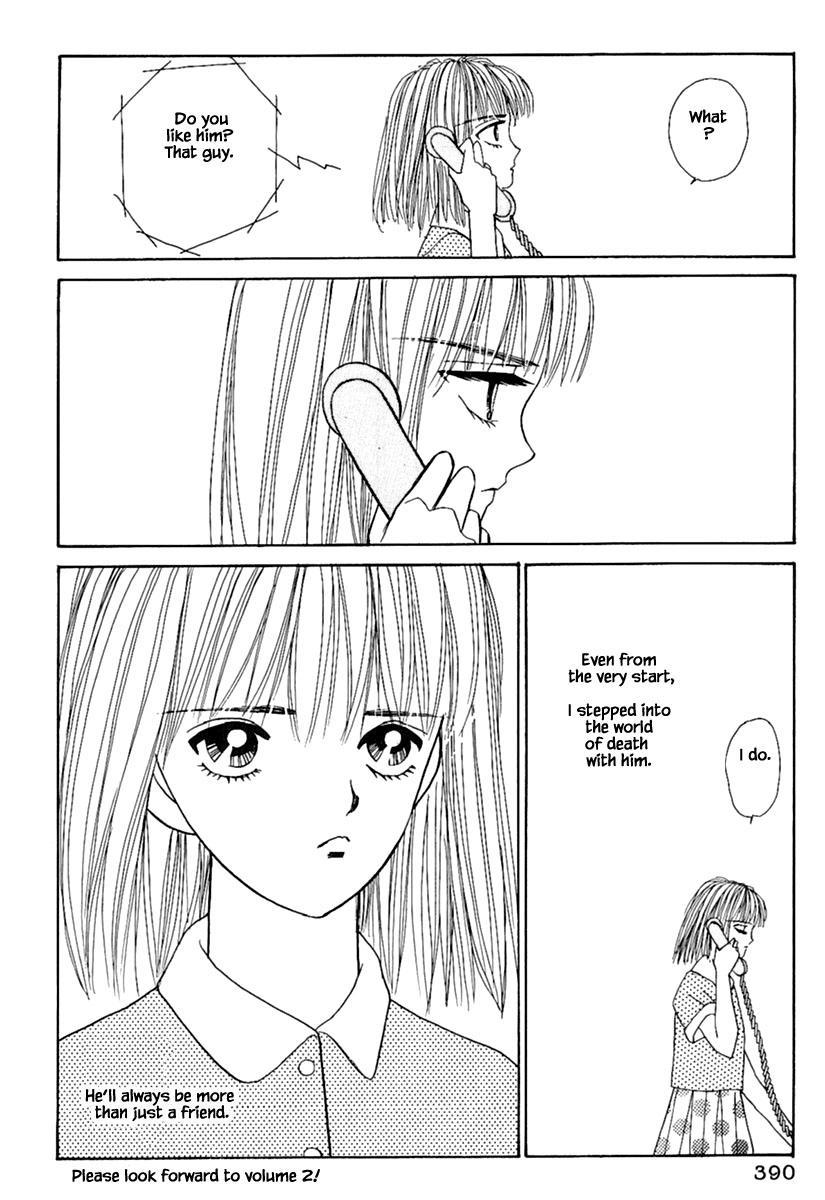 Shi To Kanojo To Boku Chapter 9.2 page 35 - Mangakakalots.com