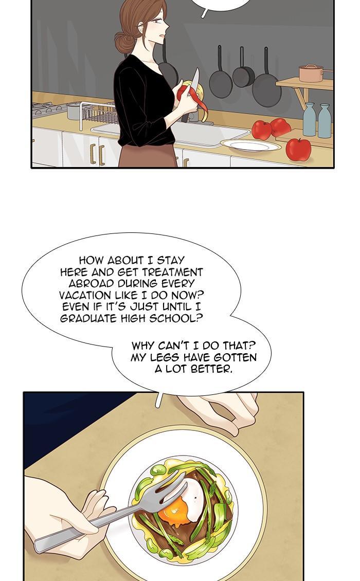 Girl's World Chapter 210: 210 - Different Dreams (2) page 35 - Mangakakalots.com
