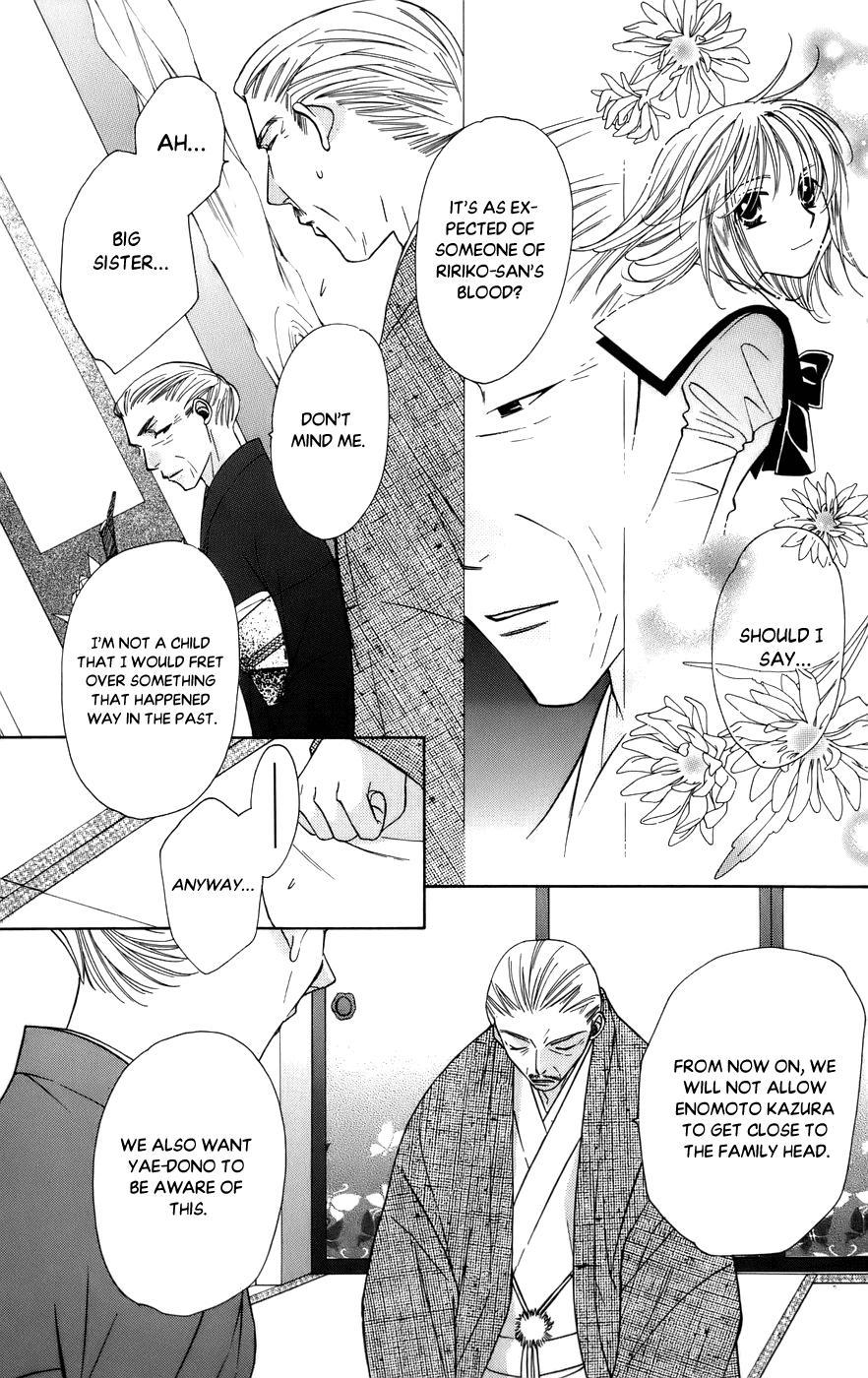 Platinum Garden Chapter 61 page 28 - Mangakakalots.com