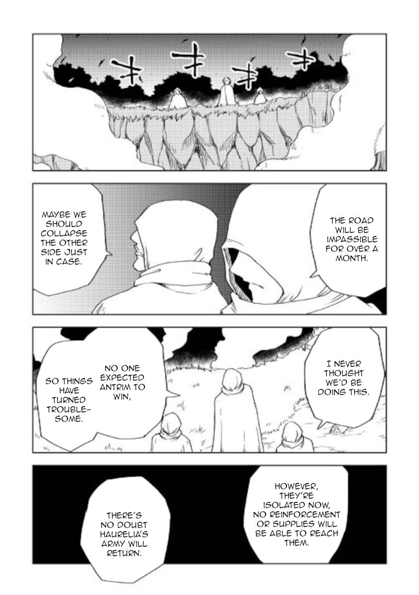 Isekai Tensei Soudouki Chapter 69: Receiving Notice page 21 - Mangakakalot