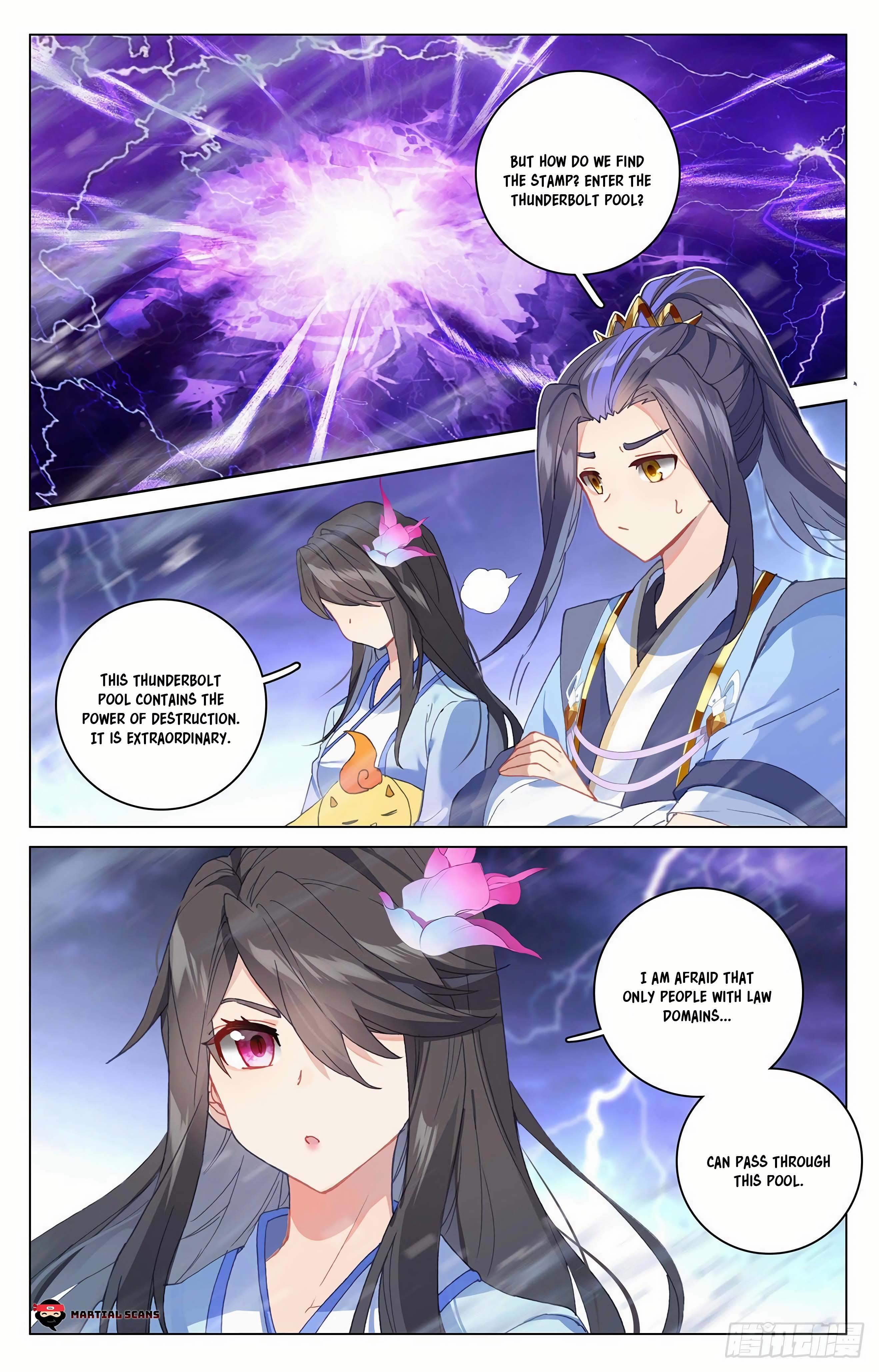 Yuan Zun Chapter 342 page 6 - Mangakakalot
