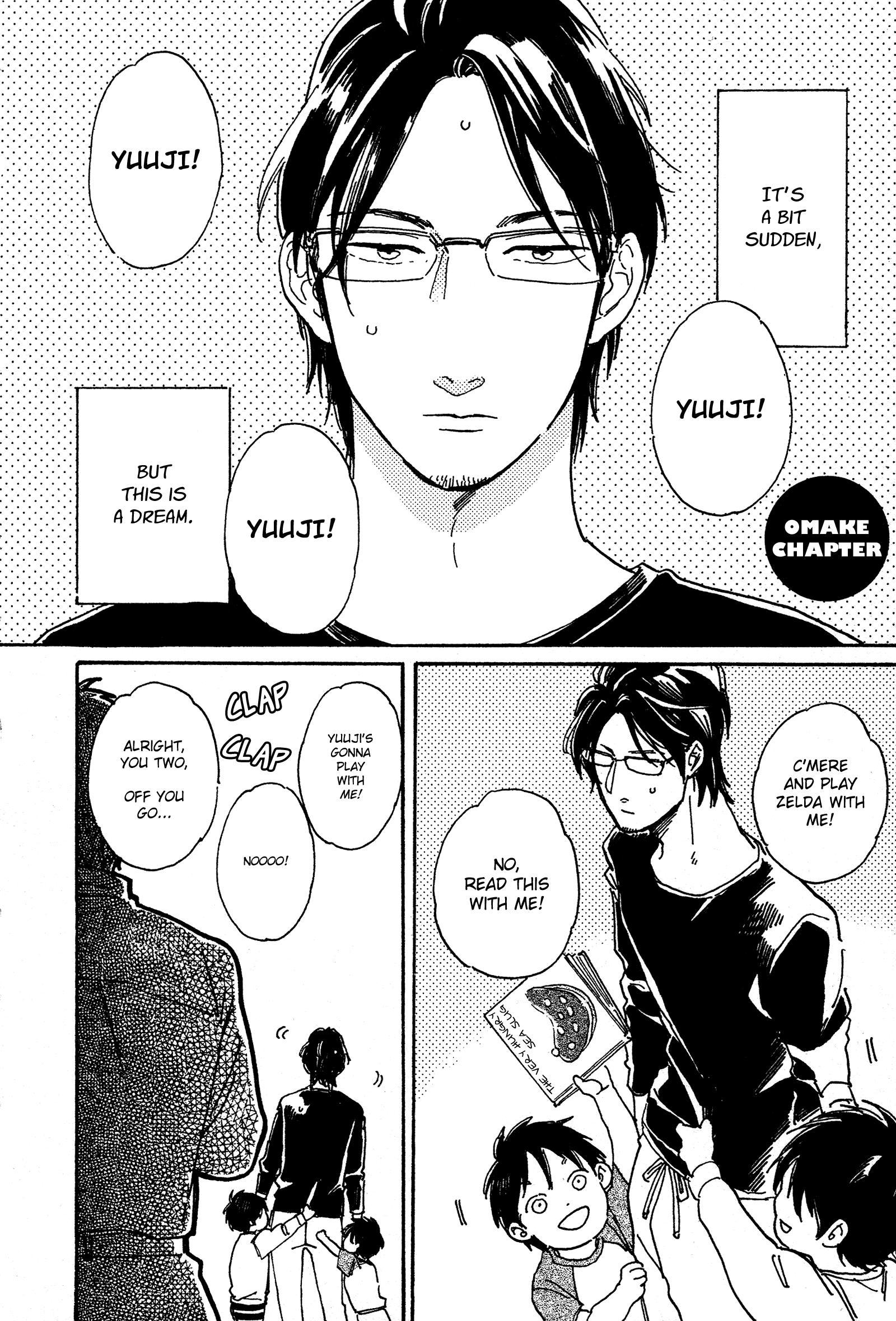 Stay Gold (Hideyoshico) Vol.3 Chapter 17.1: Extras page 6 - Mangakakalots.com