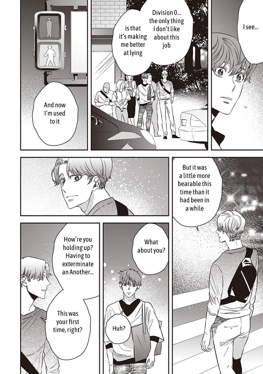 Midnight Occult Civil Servants Chapter 42: The Water God's Son-In-Law (Part 1) page 20 - Mangakakalots.com