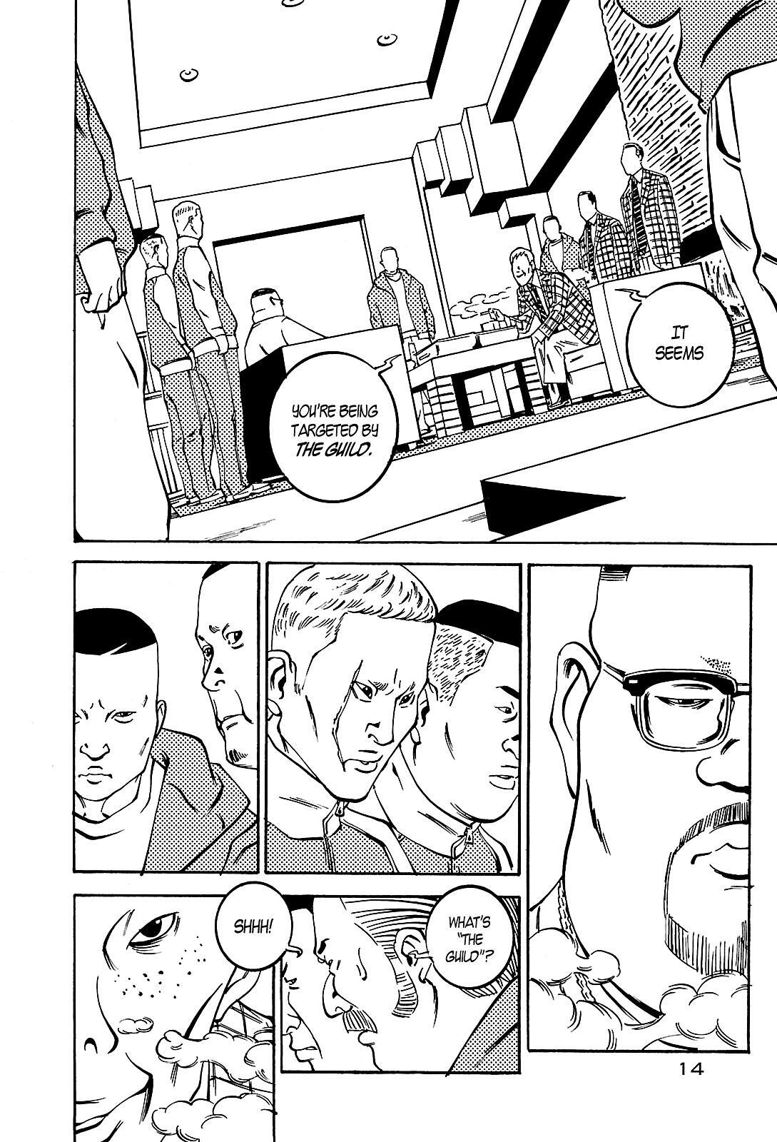 Deathco Vol.1 Chapter 1 : Reapers page 16 - Mangakakalots.com