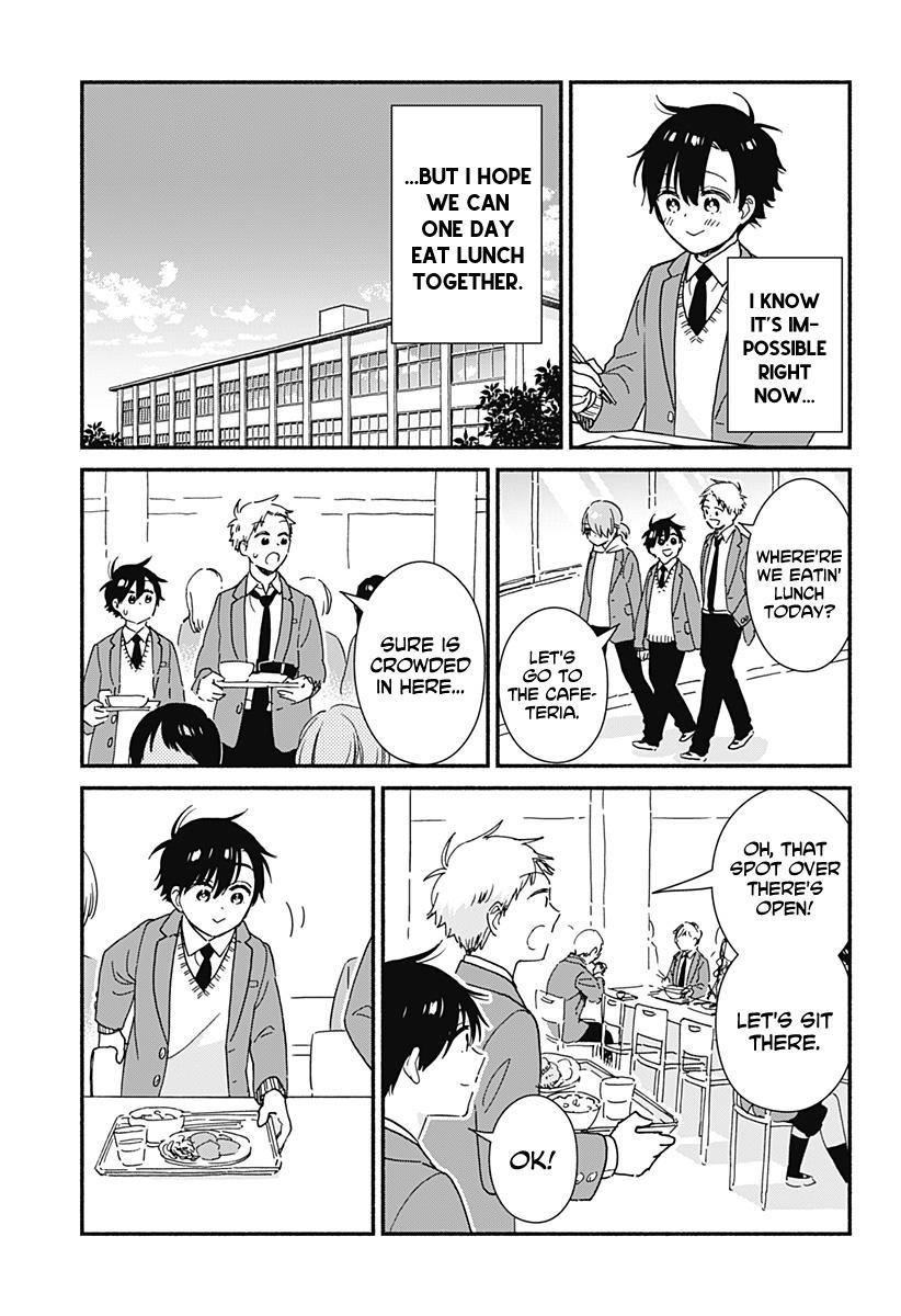 Sekimen Shinaide Sekime-San Chapter 8 page 7 - Mangakakalots.com