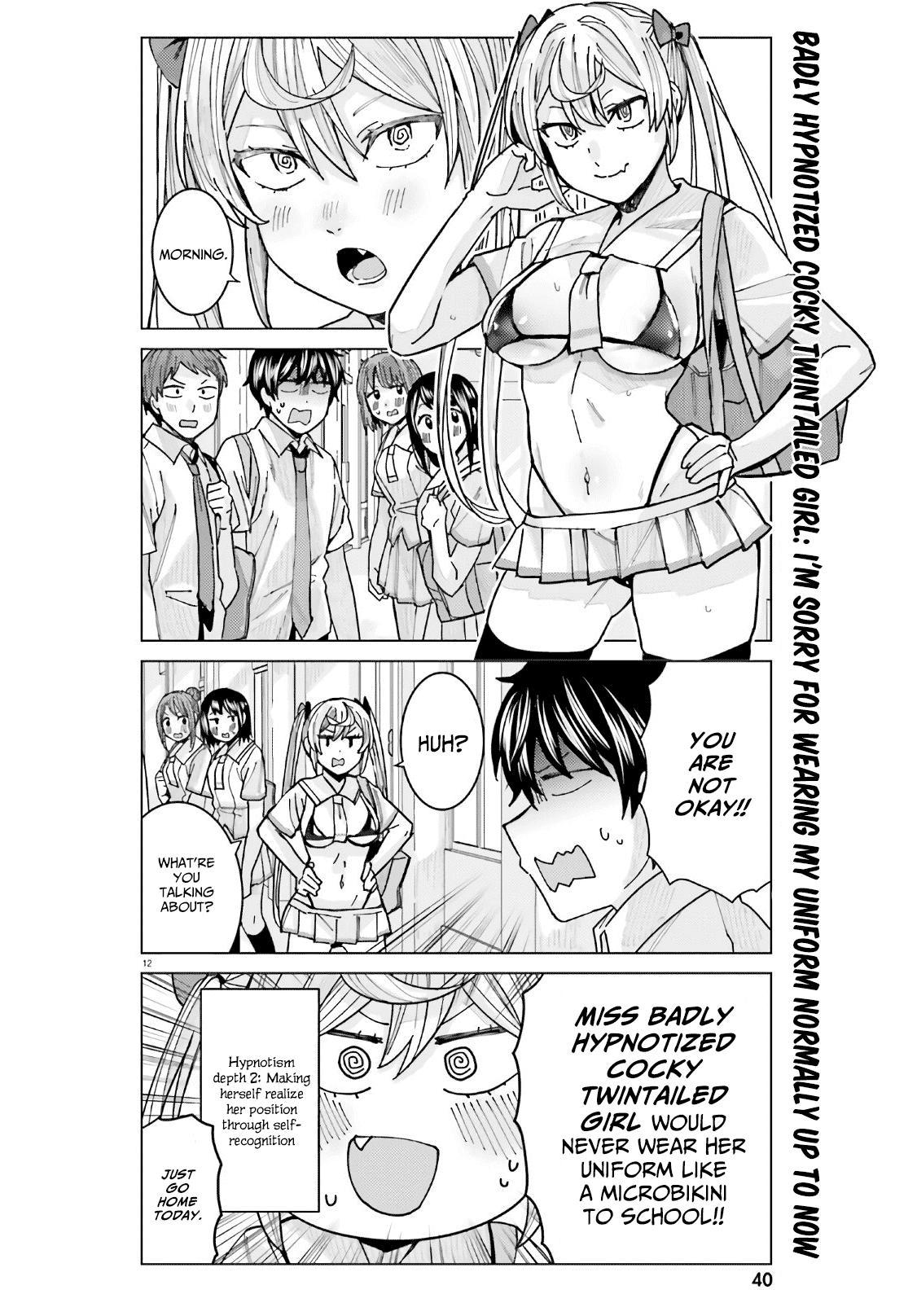 Himegasaki Sakurako Wa Kyoumo Fubin Kawaii! Chapter 13 page 12 - Mangakakalots.com