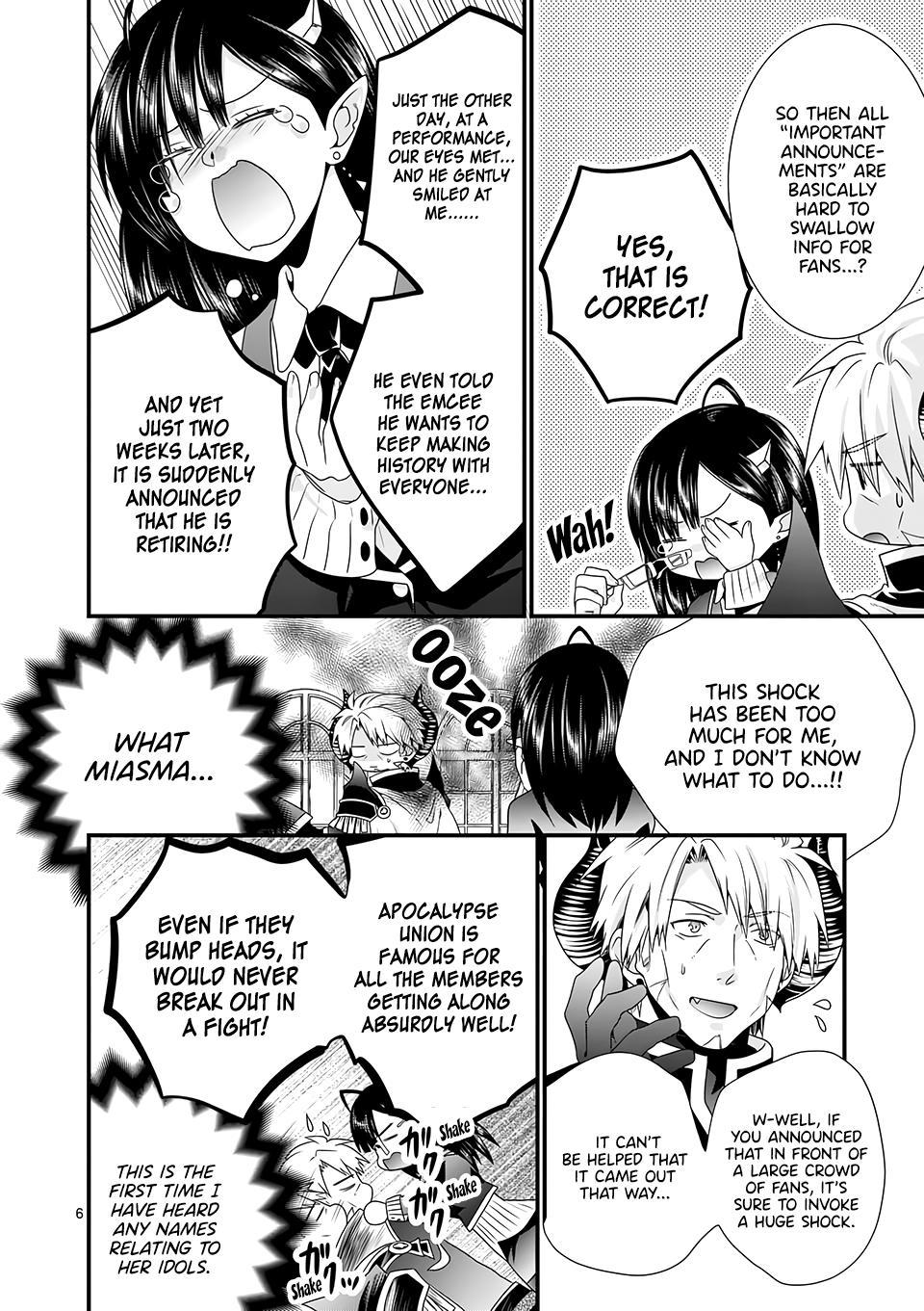 Maou Desu. Onna Yuusha No Hahaoya To Saikon Shita No De, Onna Yuusha Ga Giri No Musume Ni Narimashita. Chapter 36 page 7 - Mangakakalots.com