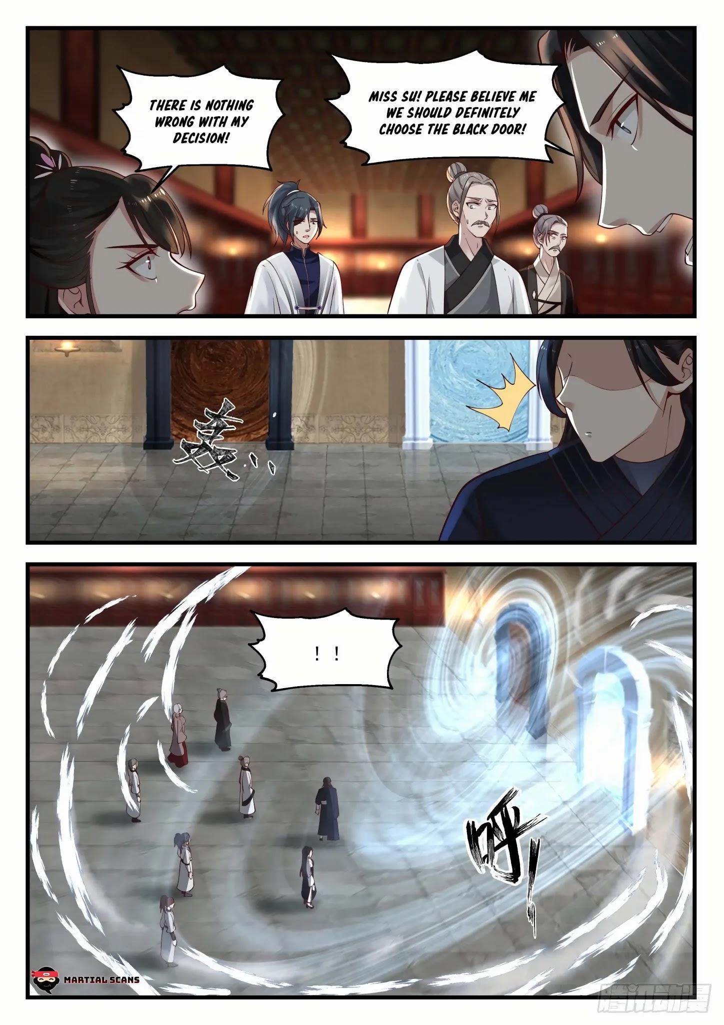 Martial Peak Chapter 1249: Space Array Gate page 13 - Mangakakalots.com