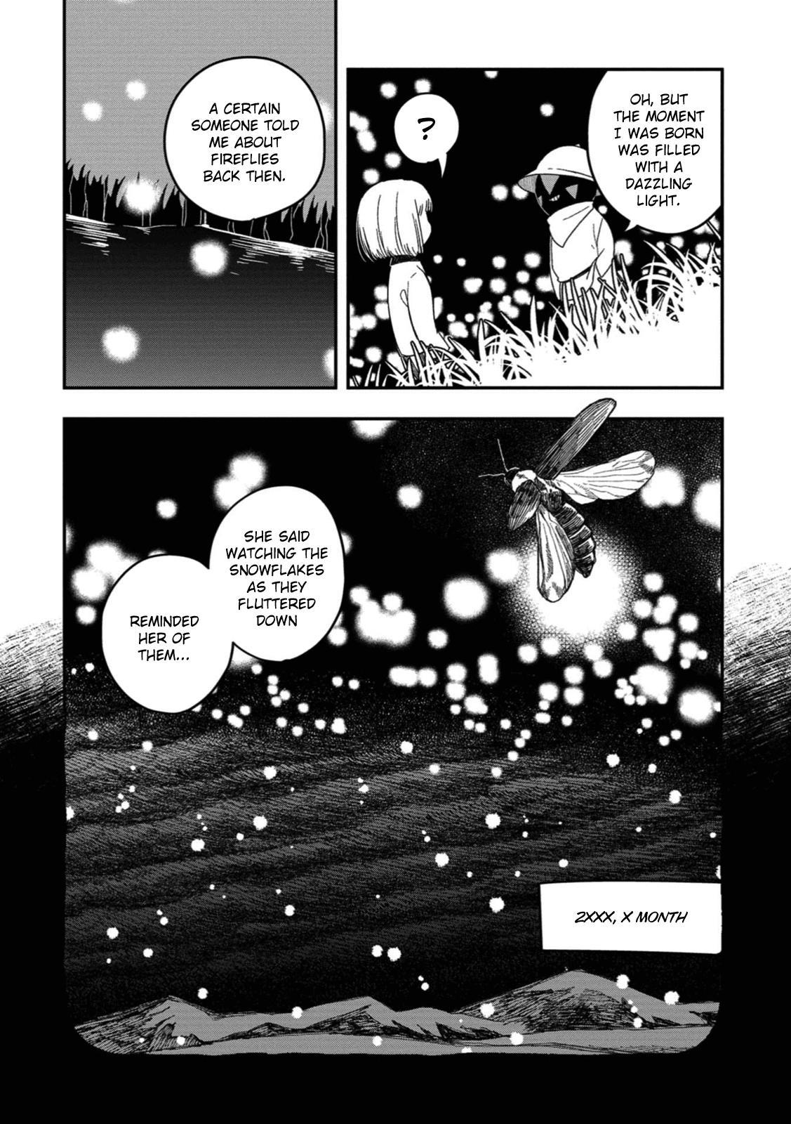 Rojica To Rakkasei Chapter 24: Among The Fireflies page 27 - Mangakakalots.com