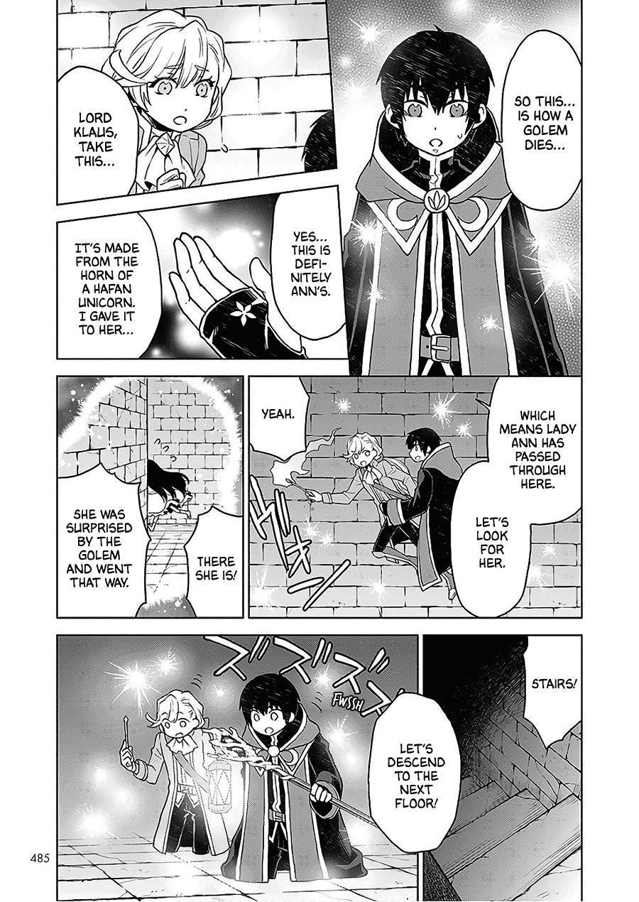 Deathbound Duke's Daughter And Seven Noblemen Chapter 5 page 23 - Mangakakalots.com