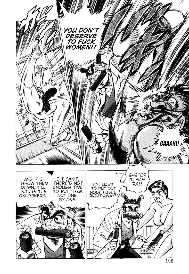 Sora Yori Takaku (Miyashita Akira) Chapter 72: The Miraculous Divine Wind Blows For Sora!! page 4 - Mangakakalots.com