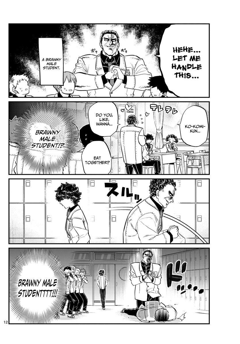 Komi-San Wa Komyushou Desu Vol.10 Chapter 133: Komi-Kun page 12 - Mangakakalot