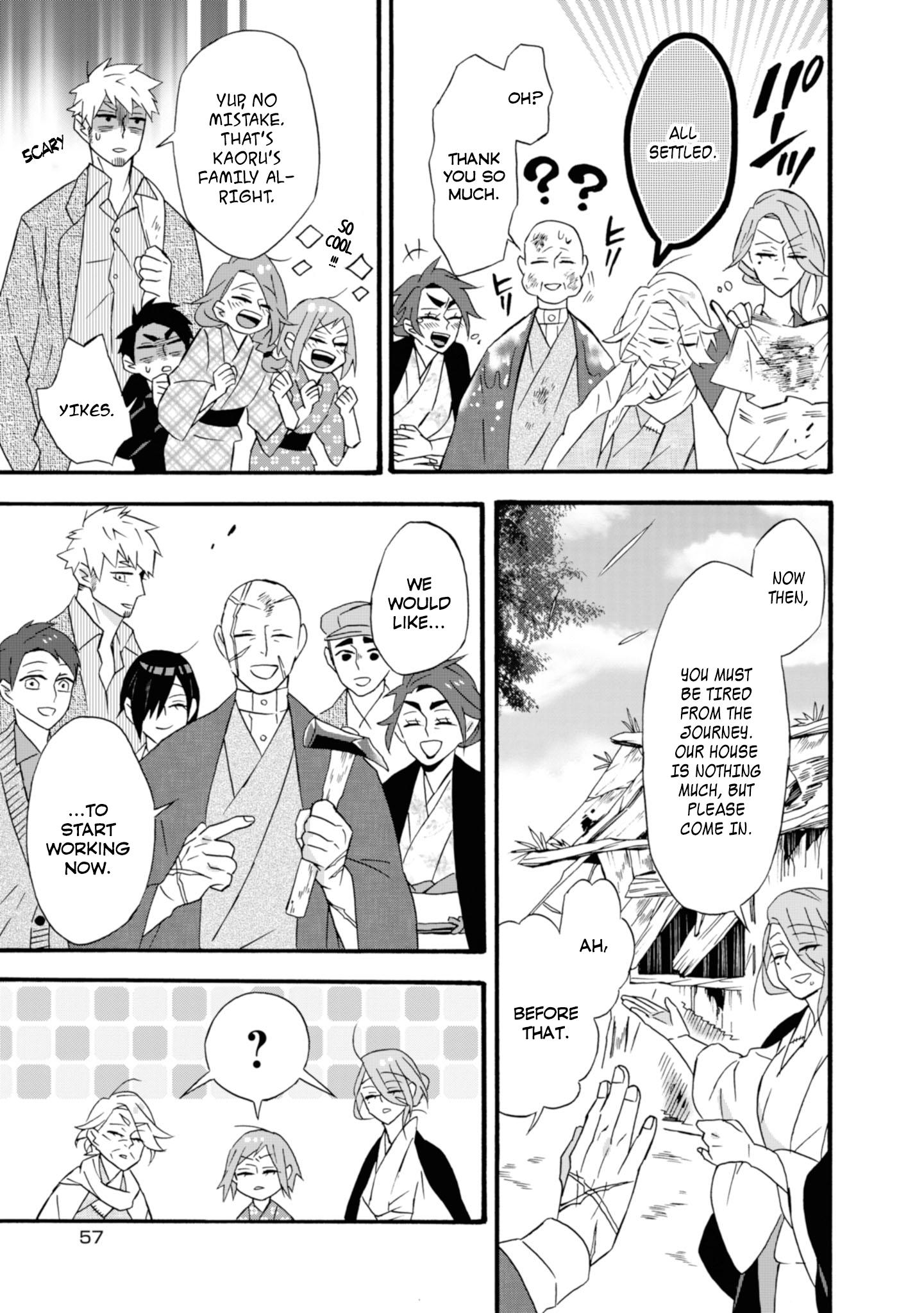 Will You Marry Me Again If You Are Reborn? Vol.3 Chapter 14: Life Is... page 6 - Mangakakalots.com
