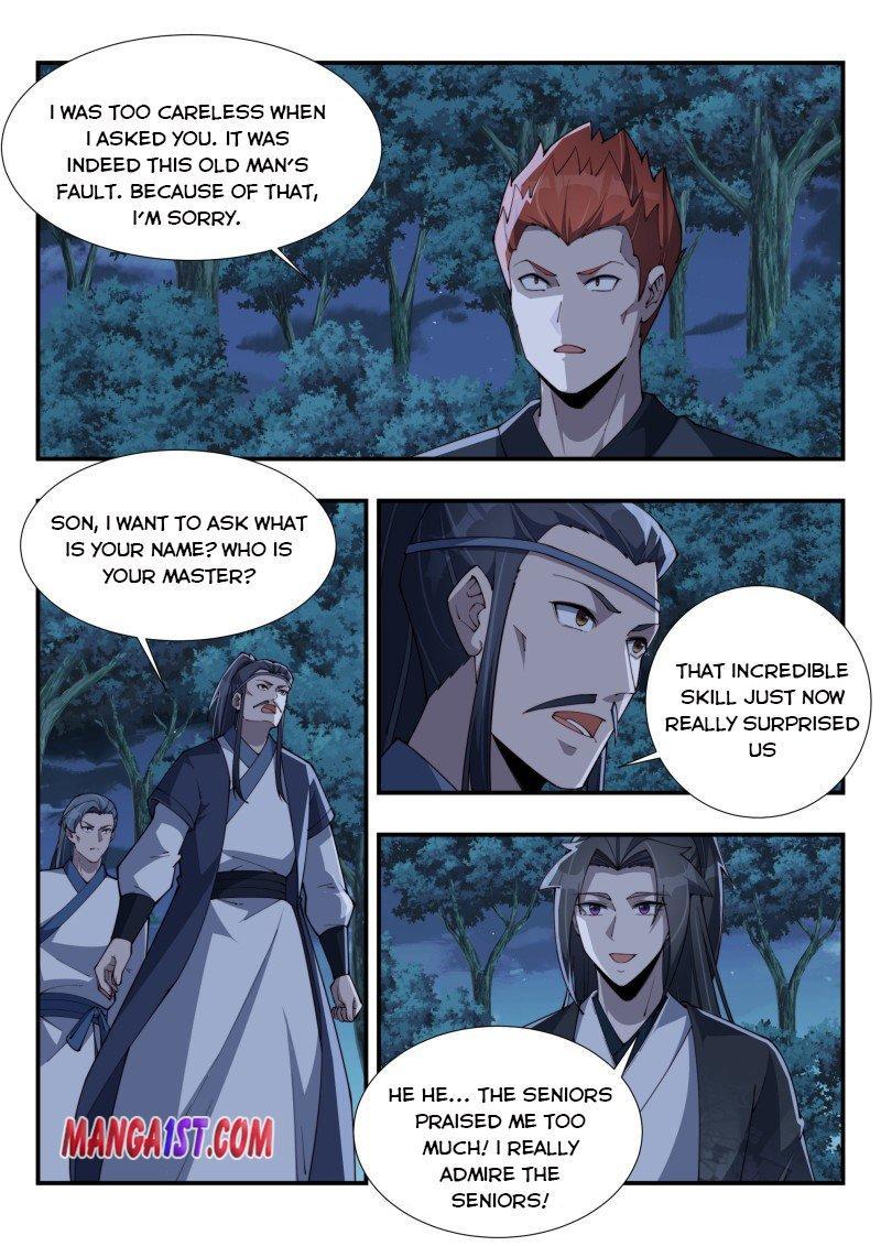 Otherworldly Evil Monarch Chapter 176 page 11 - Mangakakalots.com