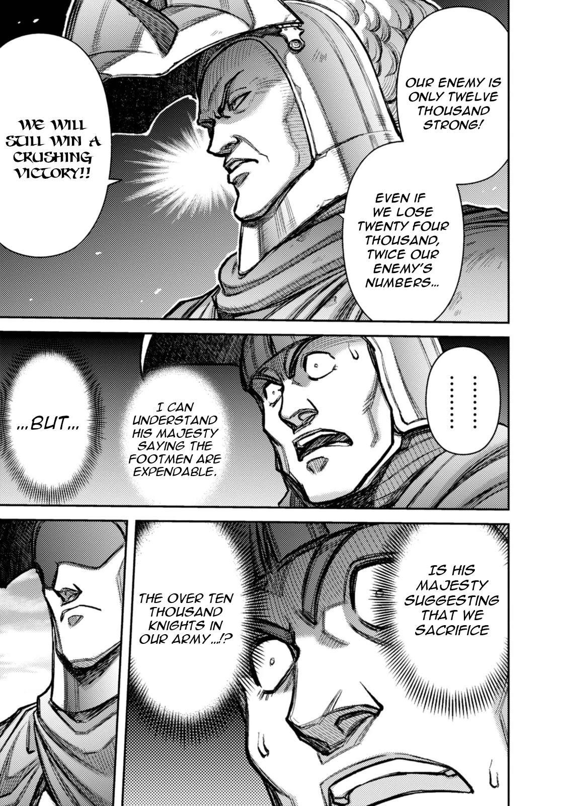 Hawkwood Chapter 45: All-Out Attack page 13 - Mangakakalots.com