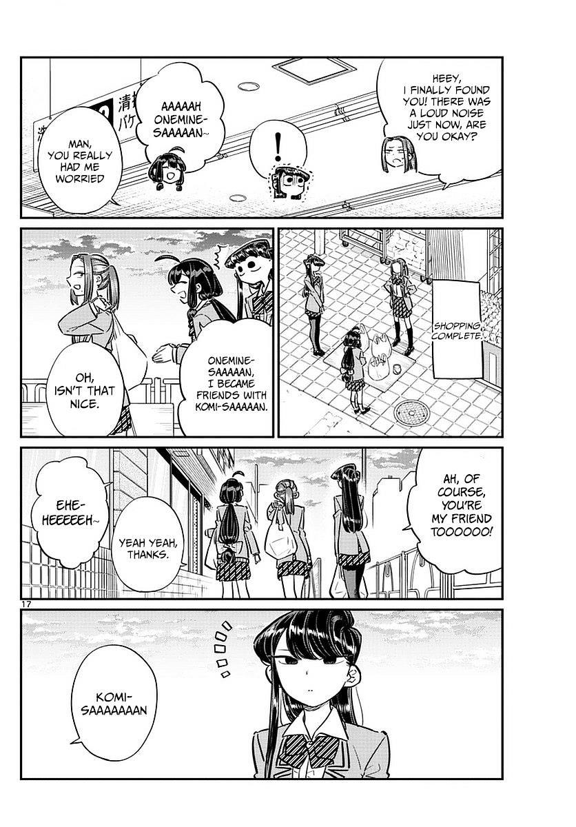 Komi-San Wa Komyushou Desu Vol.5 Chapter 64: Culture Festival Preparations page 18 - Mangakakalot