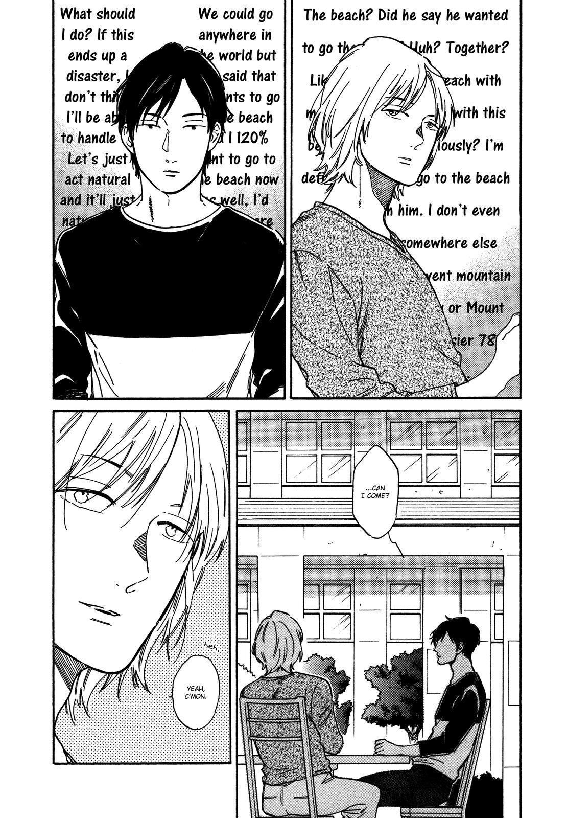 Stay Gold (Hideyoshico) Chapter 19 page 3 - Mangakakalots.com