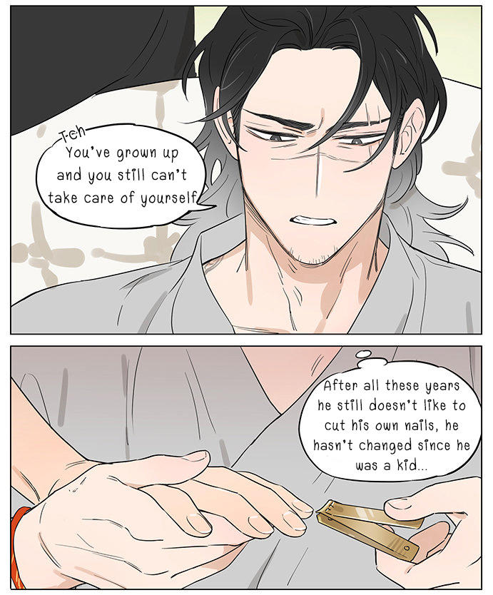 The Wolf That Picked Something Up Chapter 55: Come Clip Your Nails, Big Potato page 8 - Mangakakalots.com