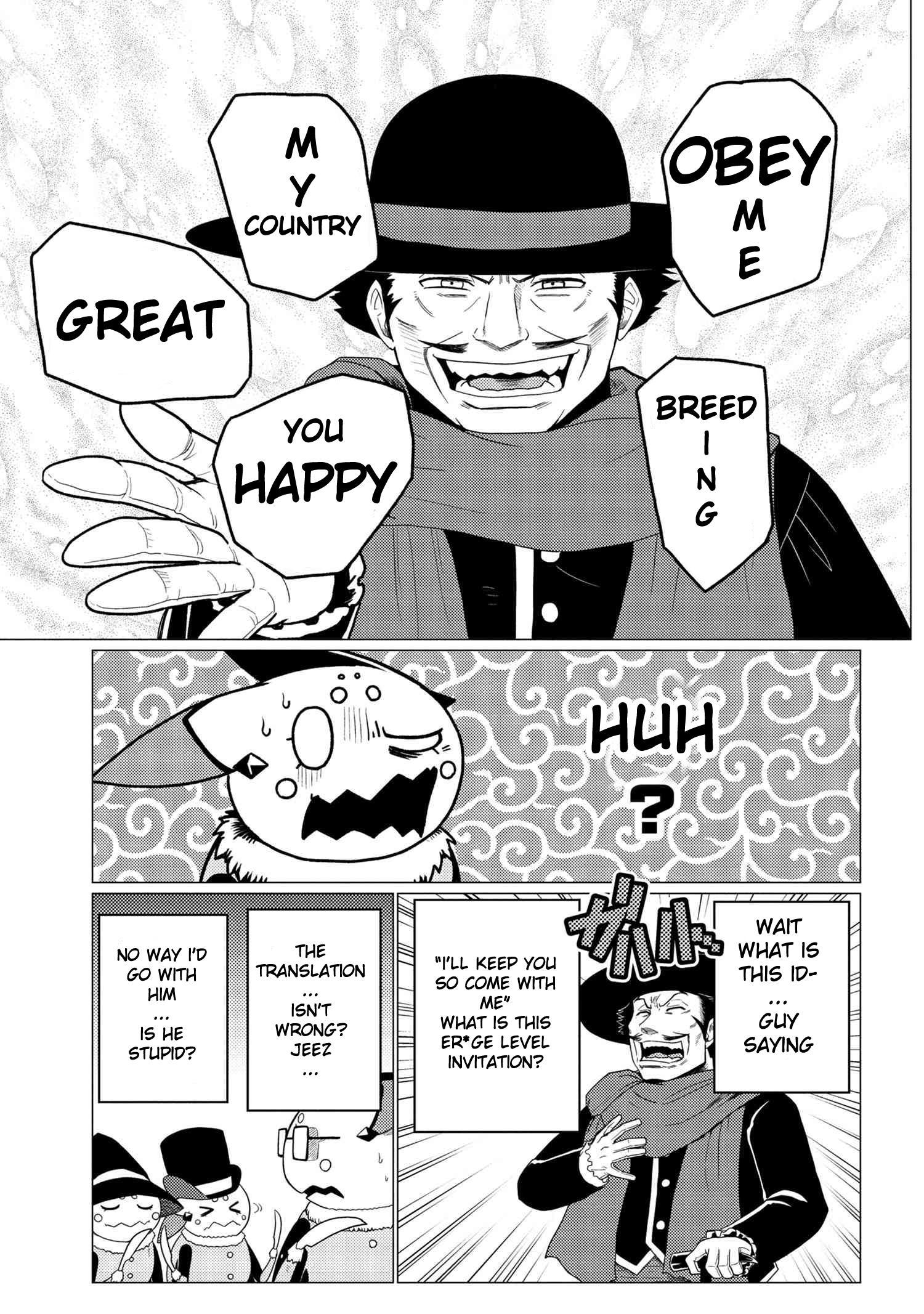 Kumo Desu Ga, Nani Ka? Chapter 50.2 page 3 - Mangakakalots.com