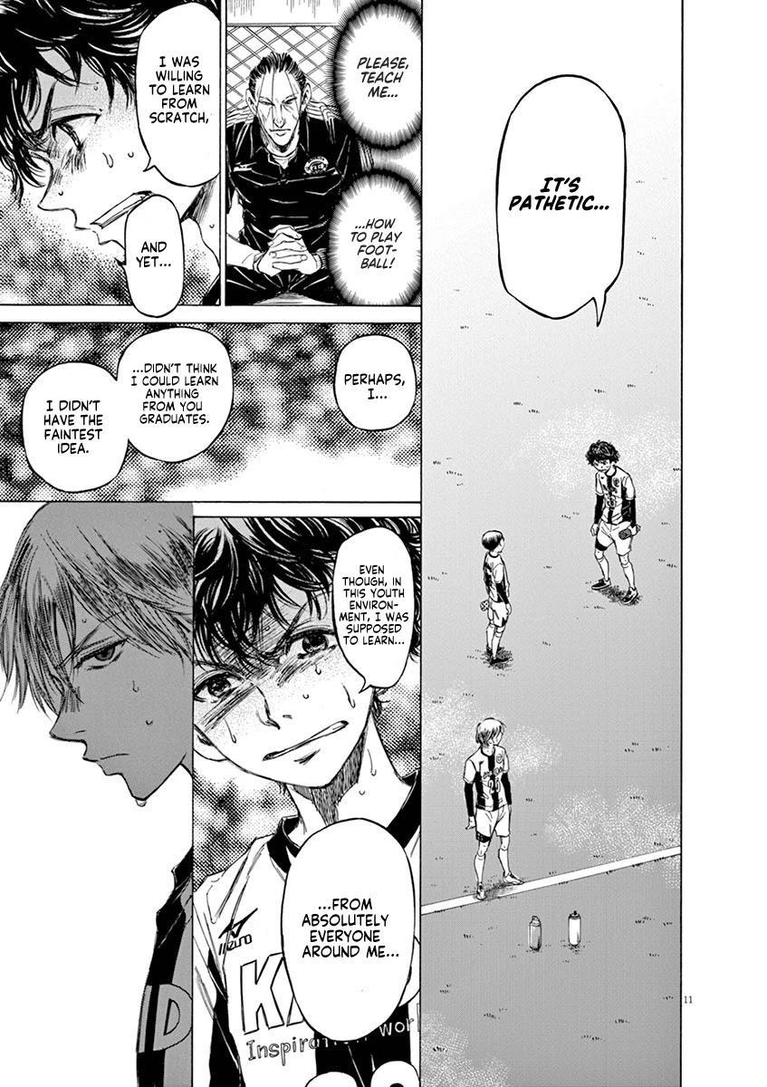 Ao Ashi Chapter 52: Checking Answers page 12 - Mangakakalots.com