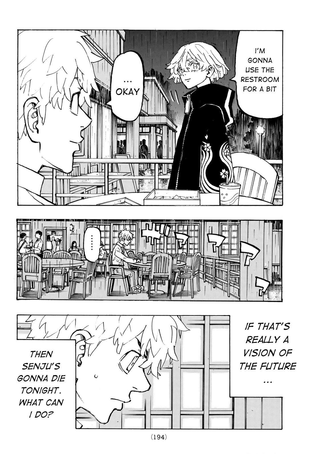 Tokyo Manji Revengers Chapter 220: Bull's-Eye page 2 - Mangakakalots.com