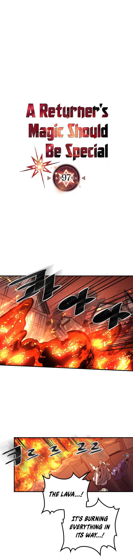 A Returner's Magic Should Be Special Chapter 97 page 2 - Mangakakalots.com