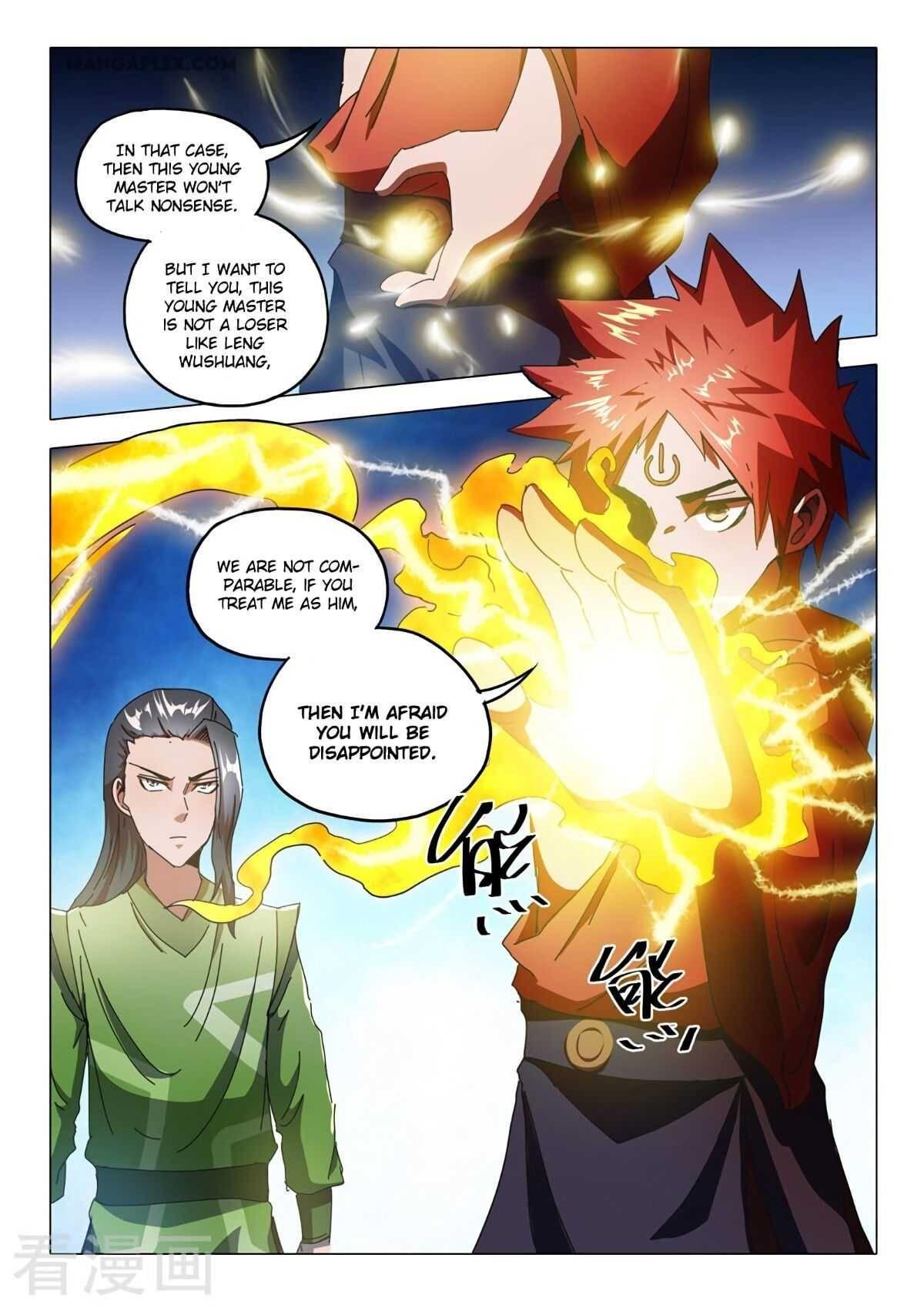 Martial Master Chapter 516 page 8 - Mangakakalots.com