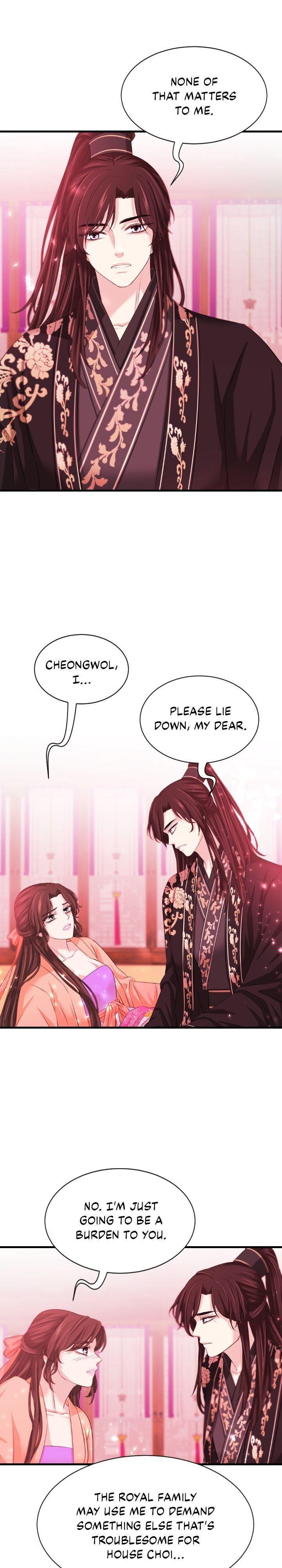 An Inescapable Love Chapter 50 page 7 - Mangakakalots.com