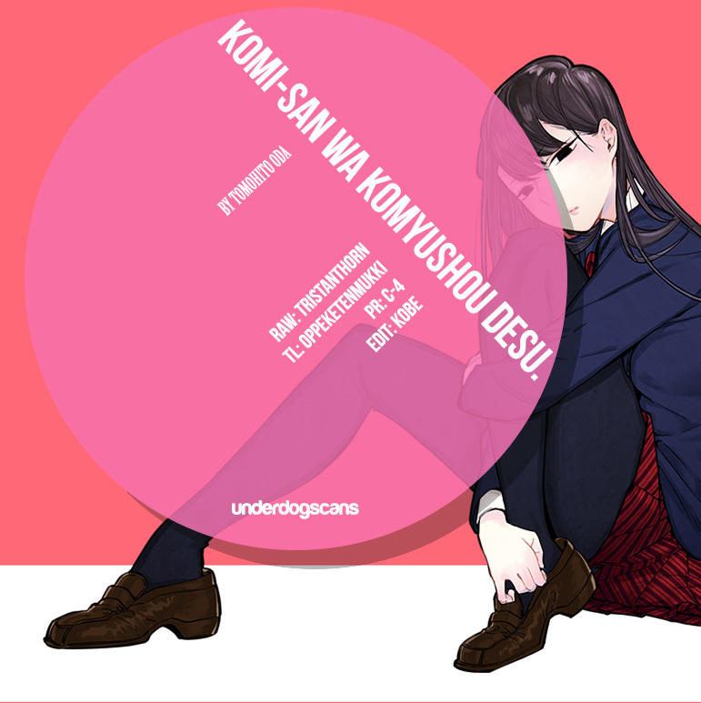 Komi-San Wa Komyushou Desu Vol.2 Chapter 20: Physical Examination page 1 - Mangakakalot