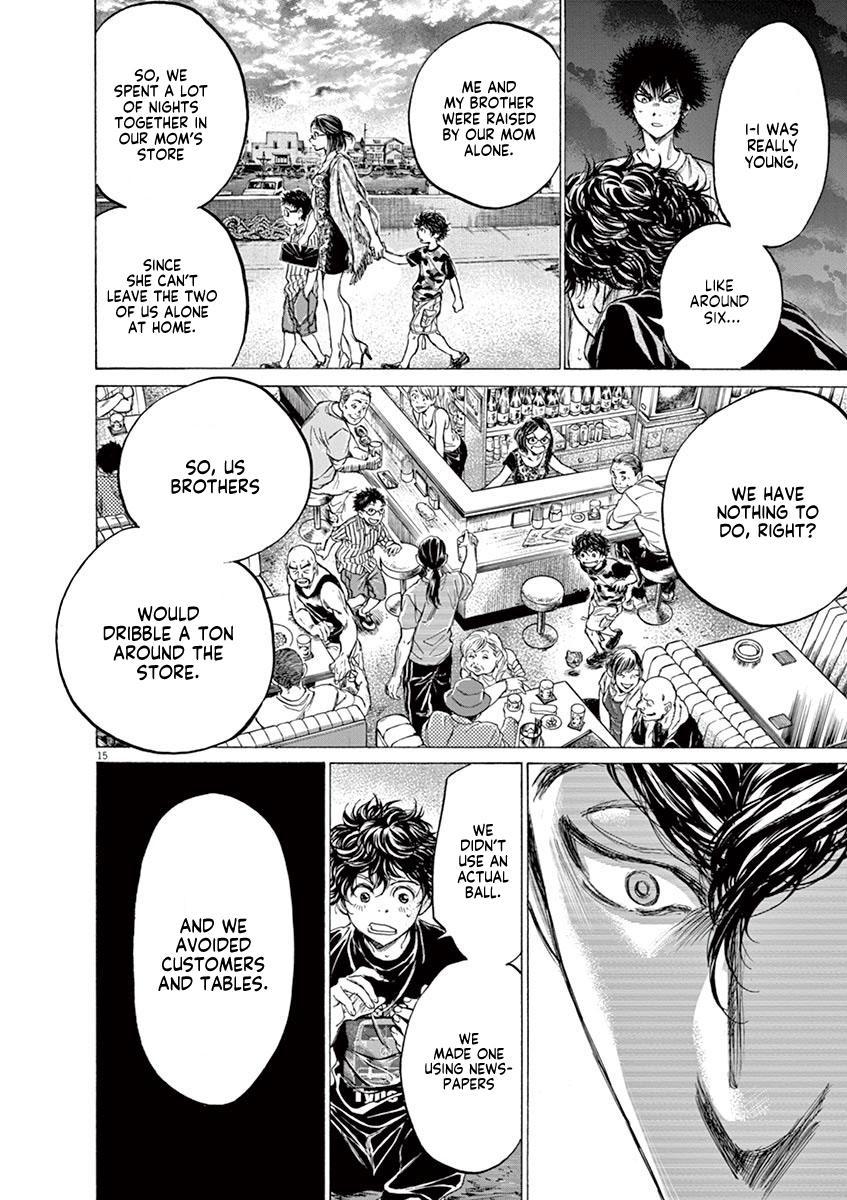 Ao Ashi Vol.14 Chapter 141: Everyone Is Unique page 17 - Mangakakalots.com
