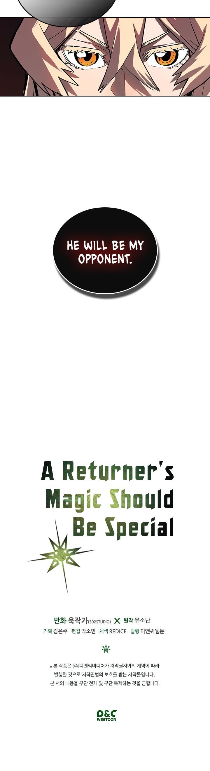 A Returner's Magic Should Be Special Chapter 23 page 26 - Mangakakalots.com