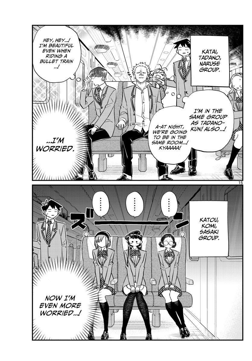 Komi-San Wa Komyushou Desu Vol.8 Chapter 104: The Field Trip page 8 - Mangakakalot
